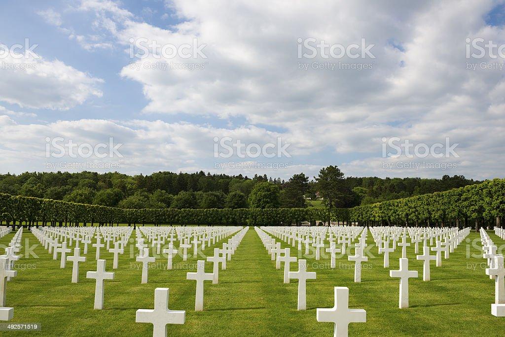 Moza-Argonne American Cemetery I Memorial -- I Wojna Światowa – zdjęcie