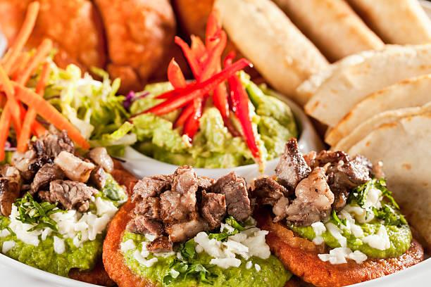 Antojitos mexicana - foto de stock