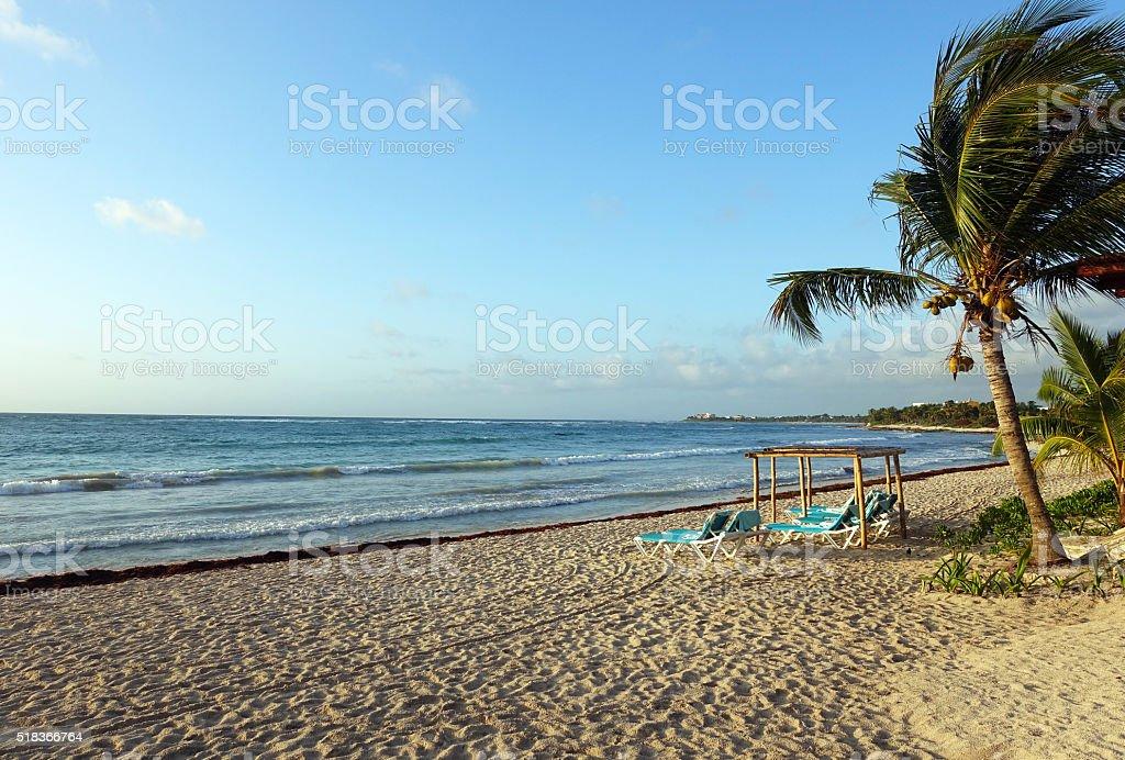 Mexican beach – Foto