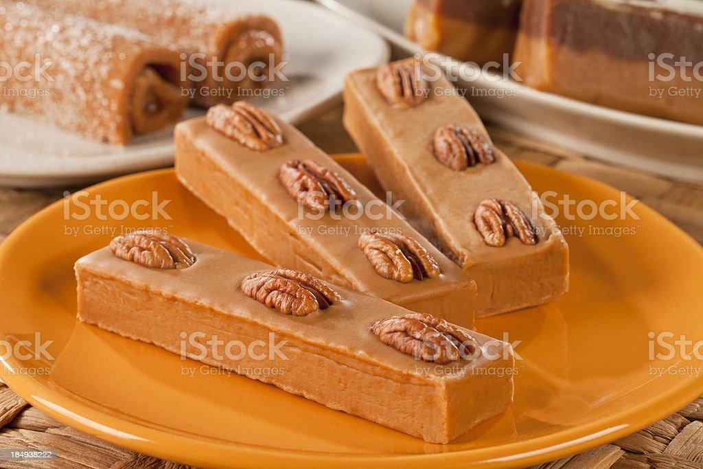 Caramelo mexicana - foto de stock