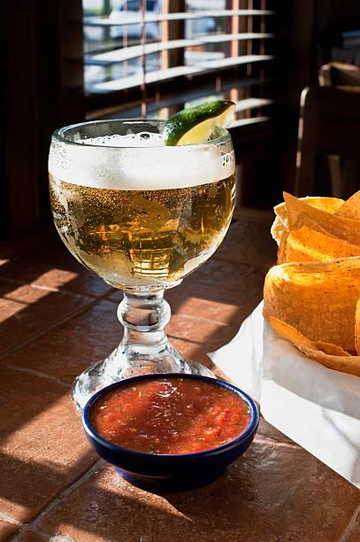 Cantina mexicana - foto de stock