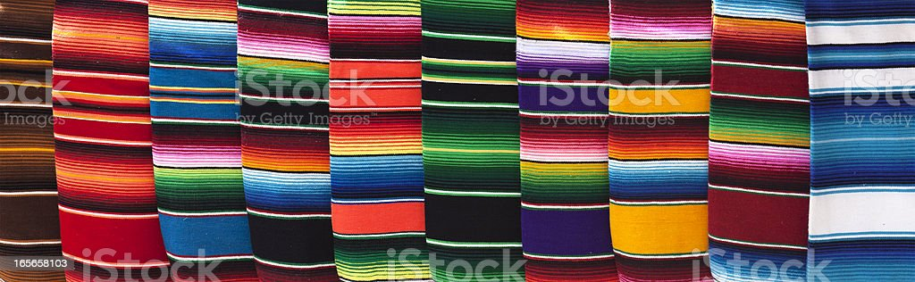 Mexican Colors stock photo