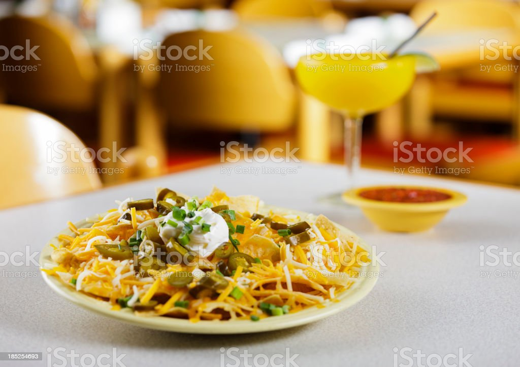 Mexican Combo Plate royalty-free stock photo
