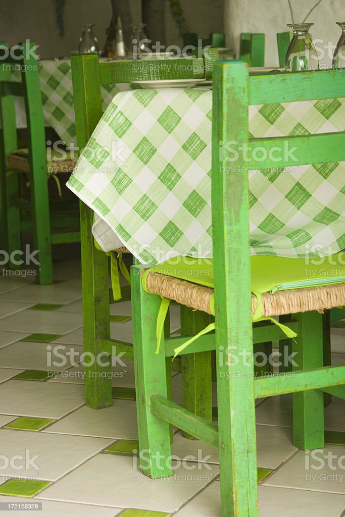 Mexican Country Restaurant royalty-free stock photo