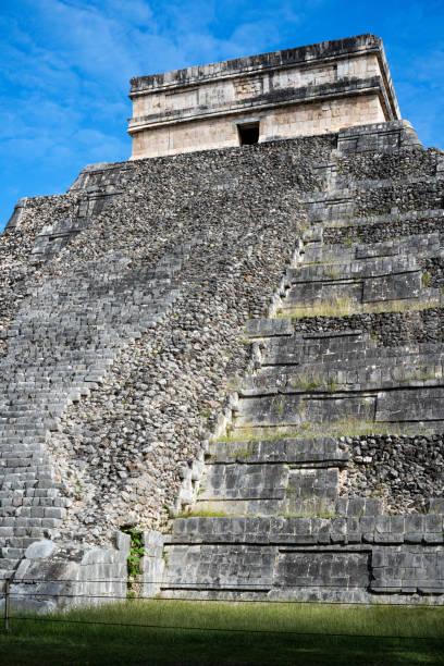Mexican culture.Historical landmark.Pyramid 2 stock photo