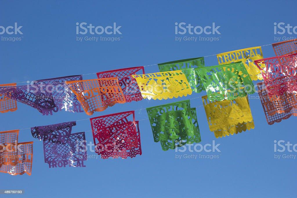 Decorativos mexicana periódicos - foto de stock