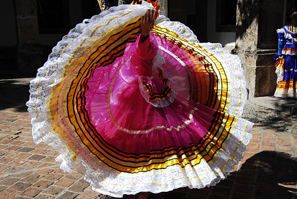 mexican dress - traditional ceremony stock pictures, royalty-free photos & images