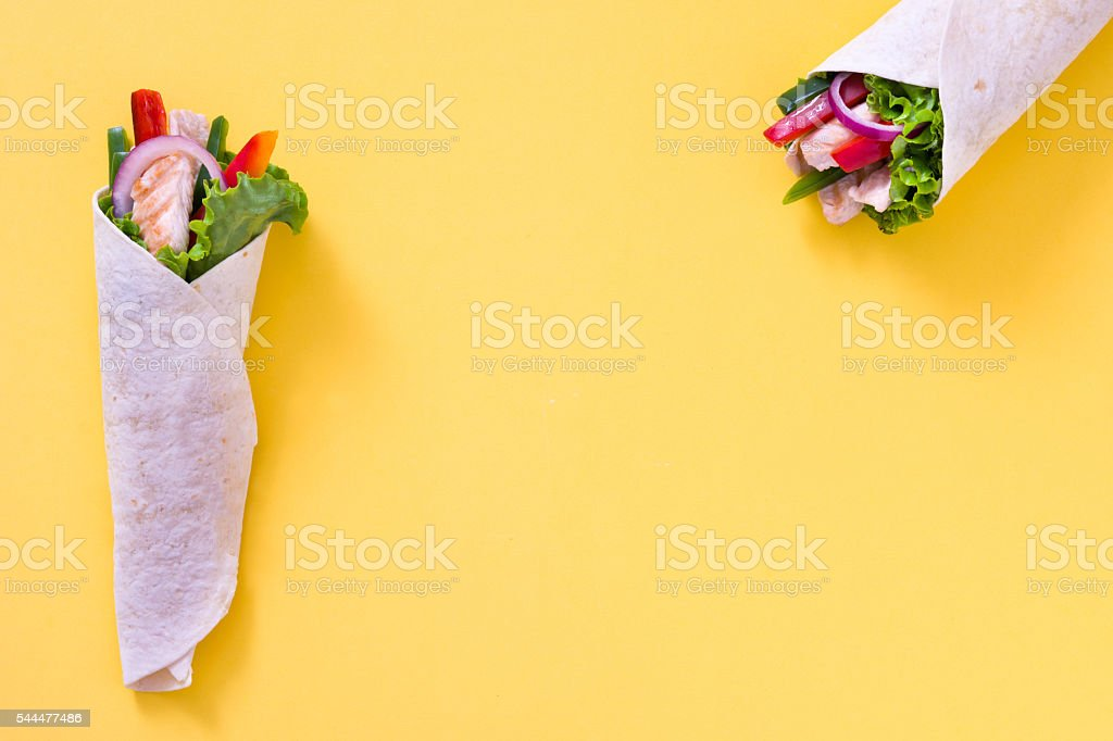 Mexican fajitas stock photo
