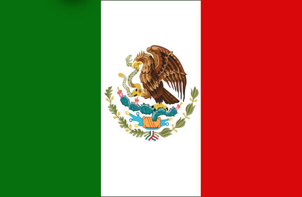 bandera mexicana - bandera mexico fotografías e imágenes de stock