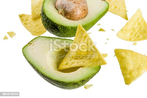 Mexican Food Concept Stock Photo & More Pictures of Above