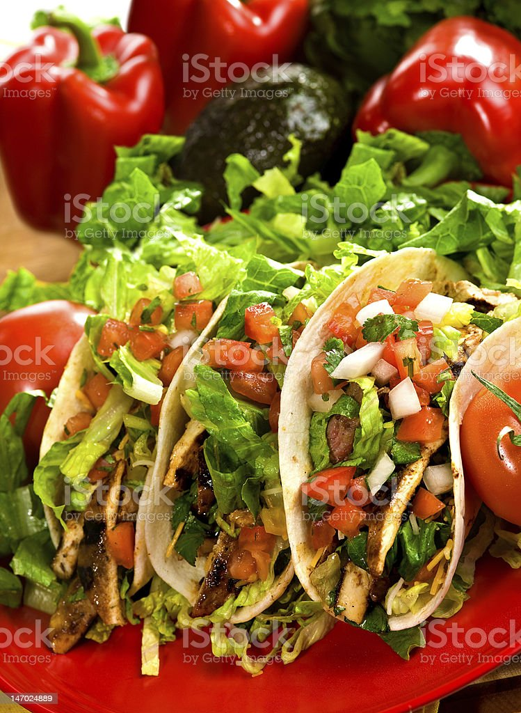 Mexican food. royalty-free stock photo