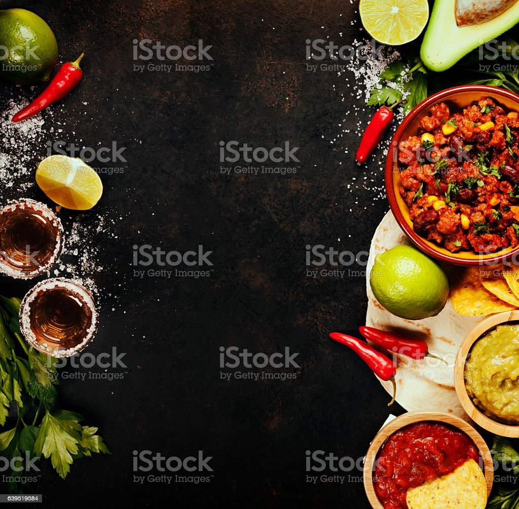 Cuisine mexicaine plats  - Photo