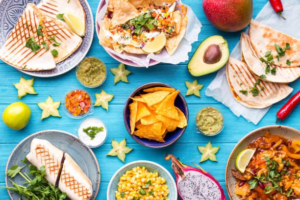 mexikansk mat - cactus lime bildbanksfoton och bilder
