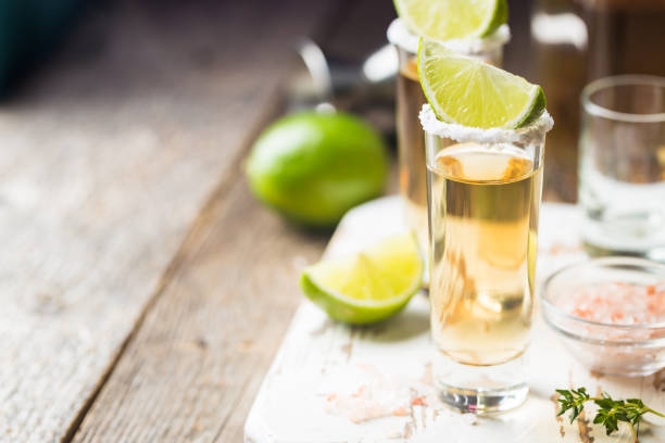Mexicain Tequila Gold - Photo