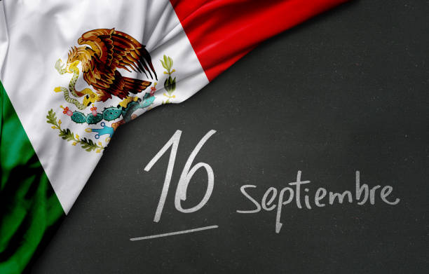 mexican independence day. september, 16 - number 16 stock photos and pictures
