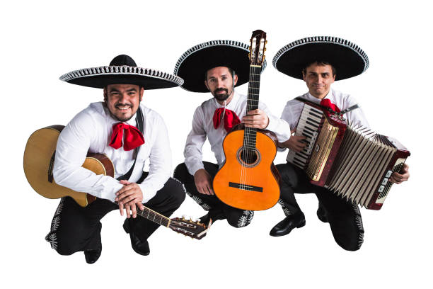 Mexican Accordion Stock Photos, Pictures & Royalty-Free
