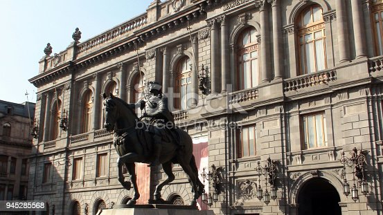 istock Mexican National Art Museum In Mexico City Mexico 945285568