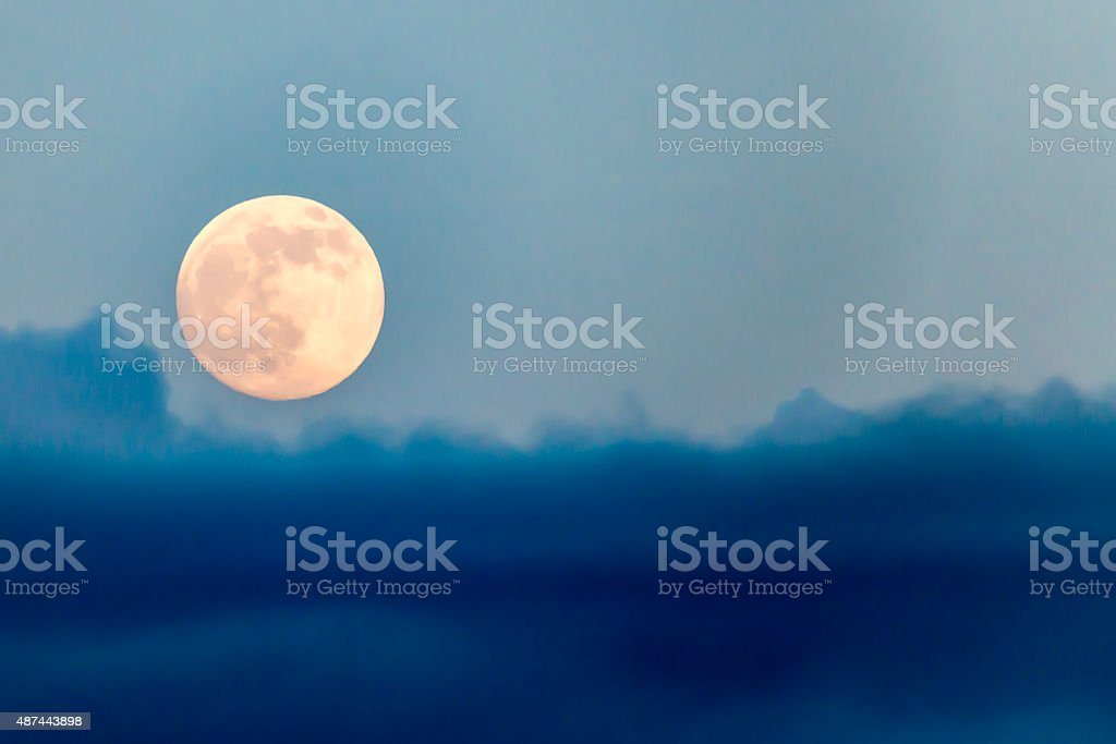 Mexikanische Pacific Moonlight 1 – Foto