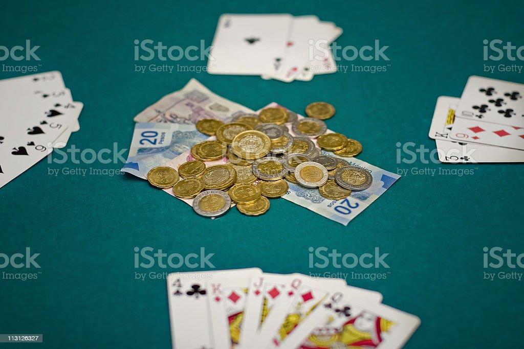 Азартная игра с монетой