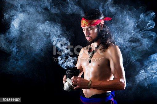 Prehispanic, Mexican.