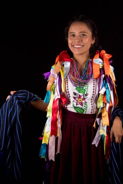 Mexican woman indigena