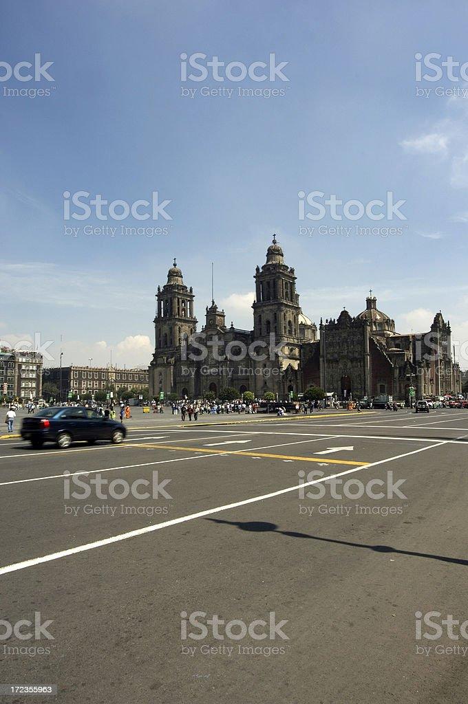 Mexico City royalty-free stock photo