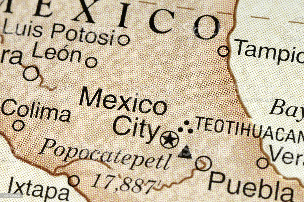 Mexiko City – Foto