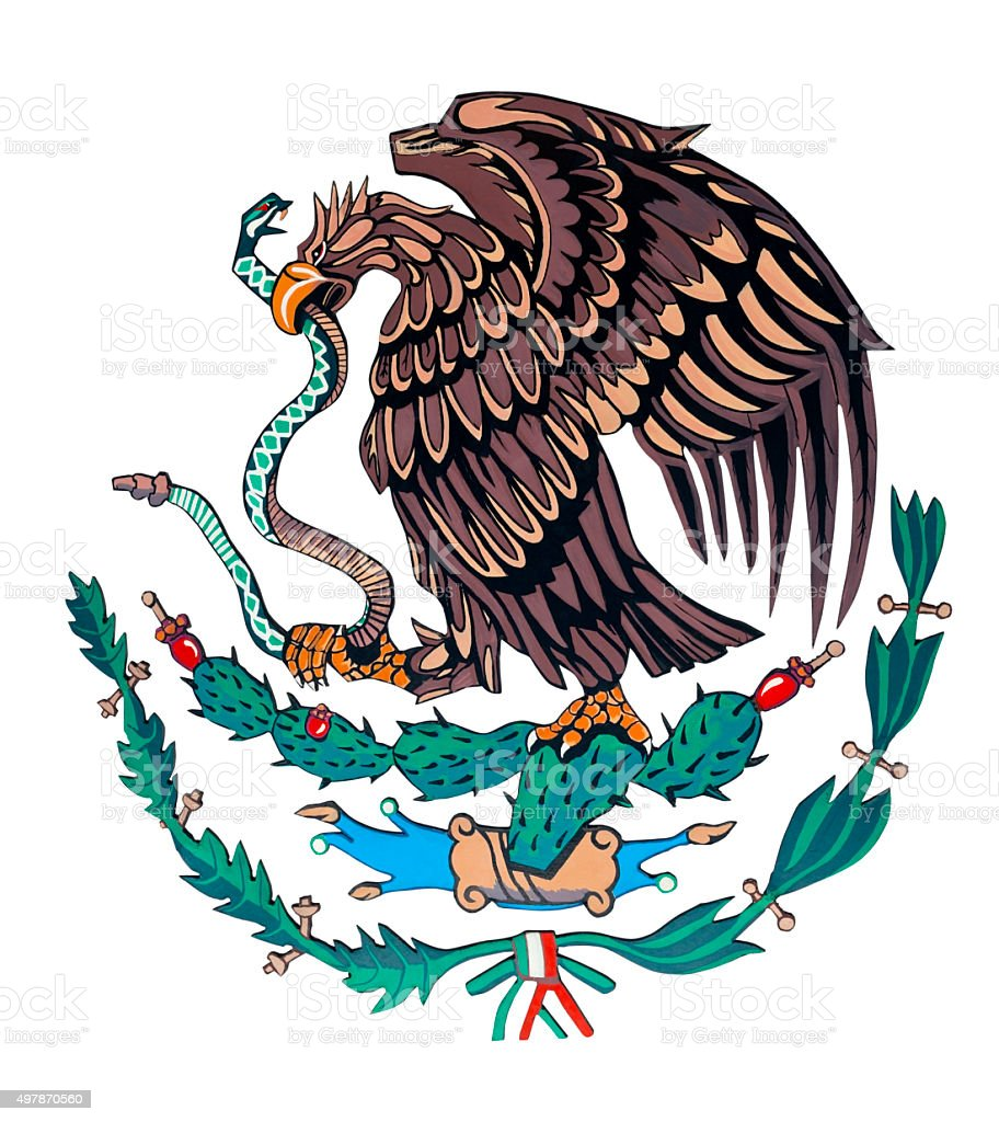 mexico flag symbols stock photo 497870560 istock