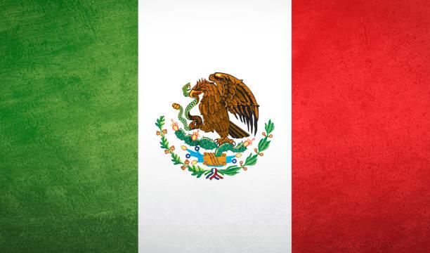 textura de flan de méxico - bandera mexico fotografías e imágenes de stock