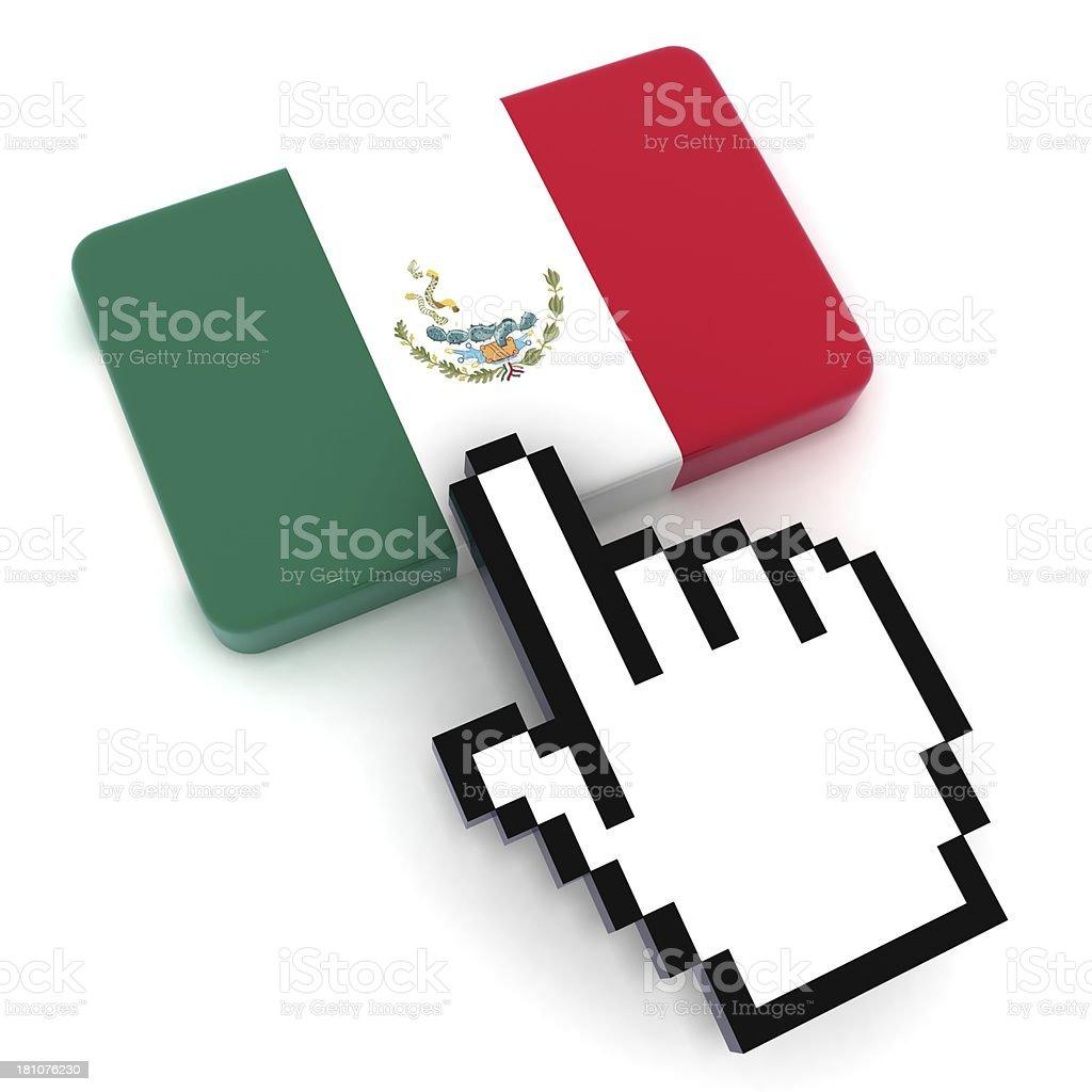 Mexico Technology royalty-free stock photo