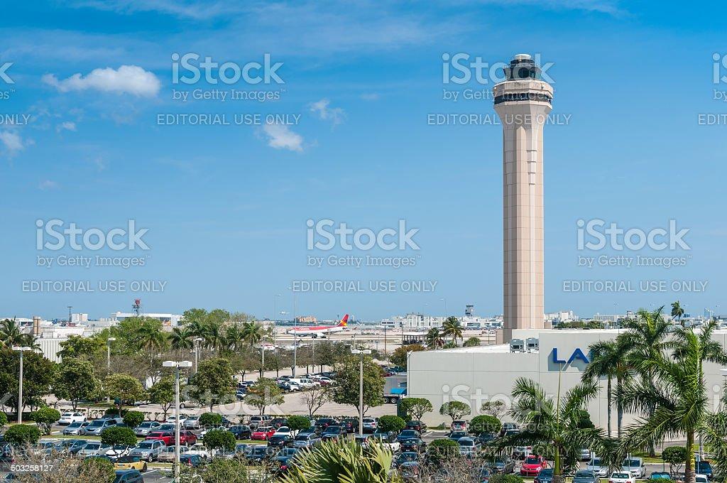 Miami Air Traffic Control Tower – Foto