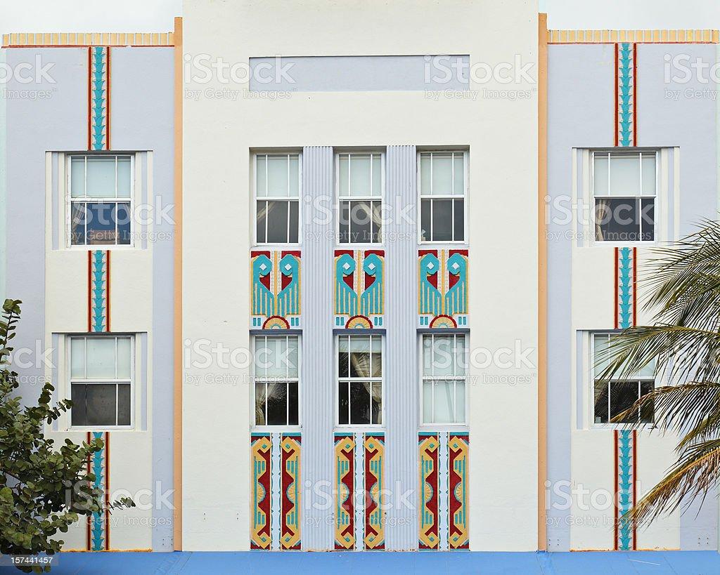 Miami Architecture stock photo