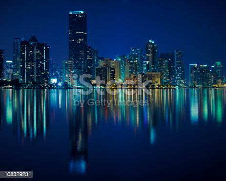istock miami at night 108329231