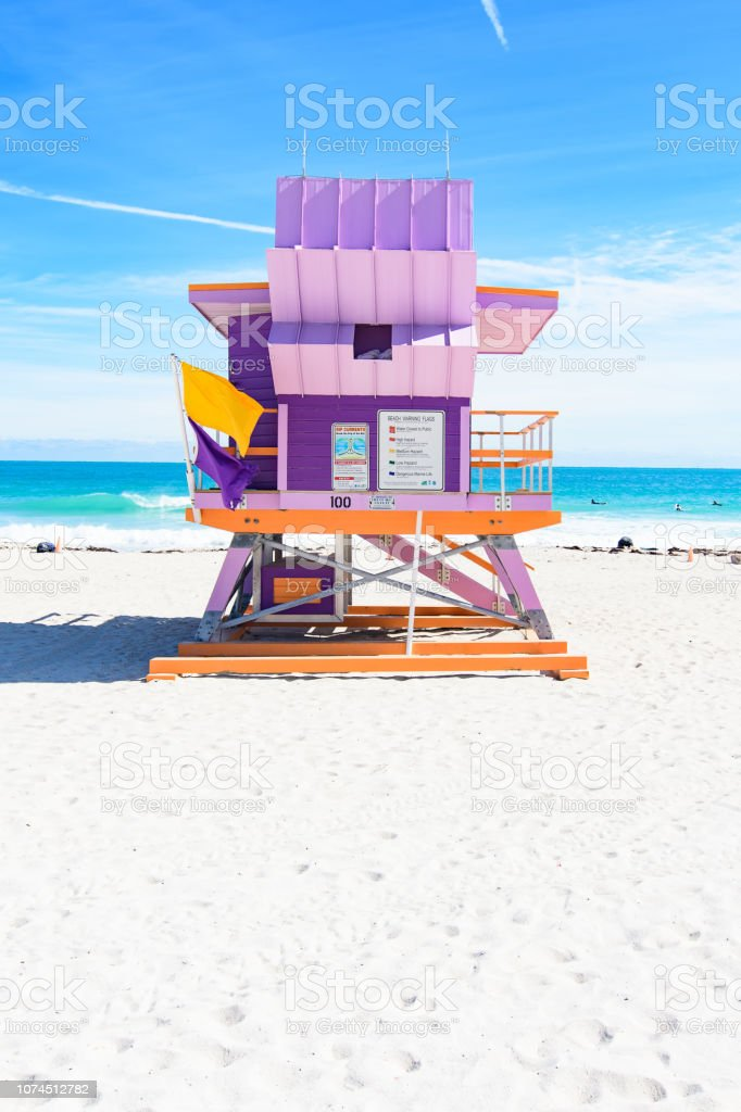 Miami Beach Strandwache – Foto