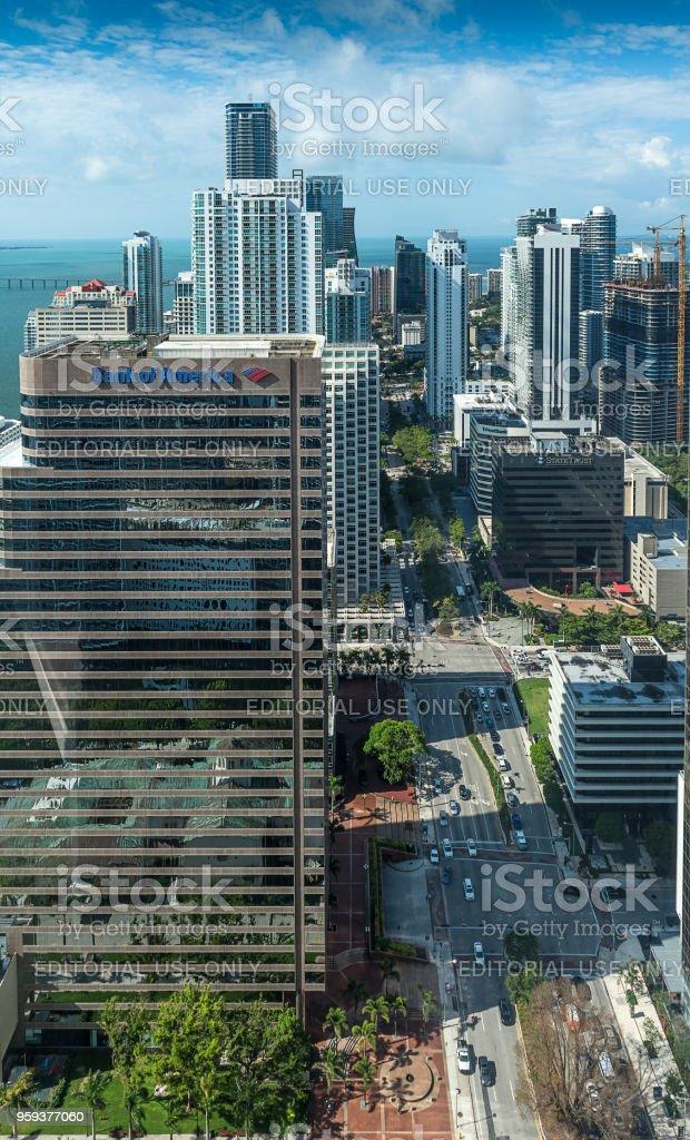 Miami Business stock photo