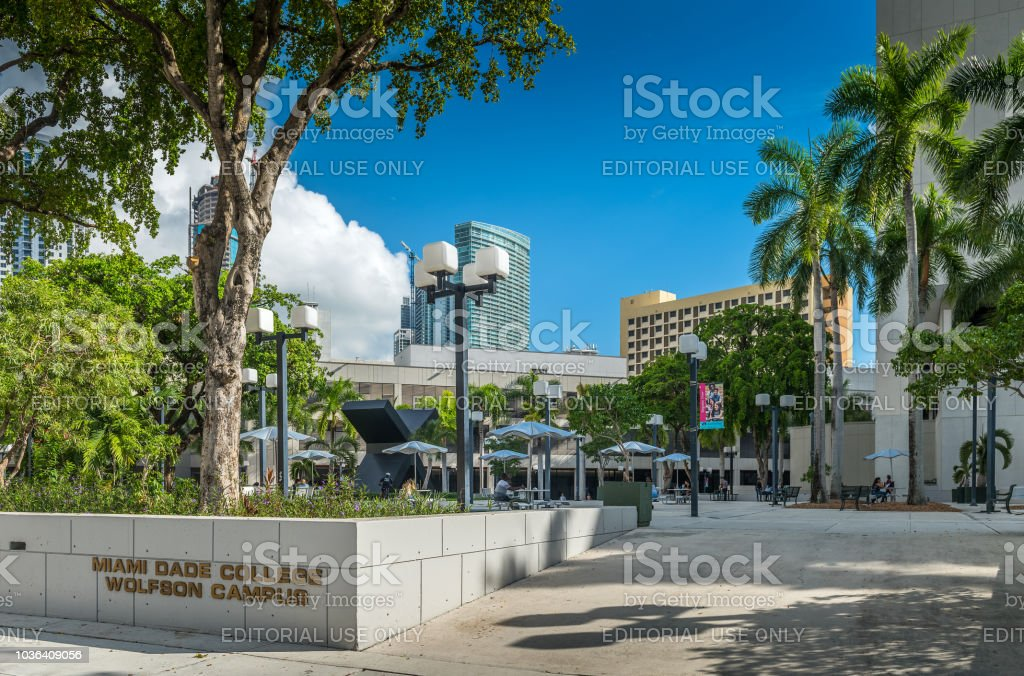 Foto de Miami Dade College e mais fotos de stock de Amizade