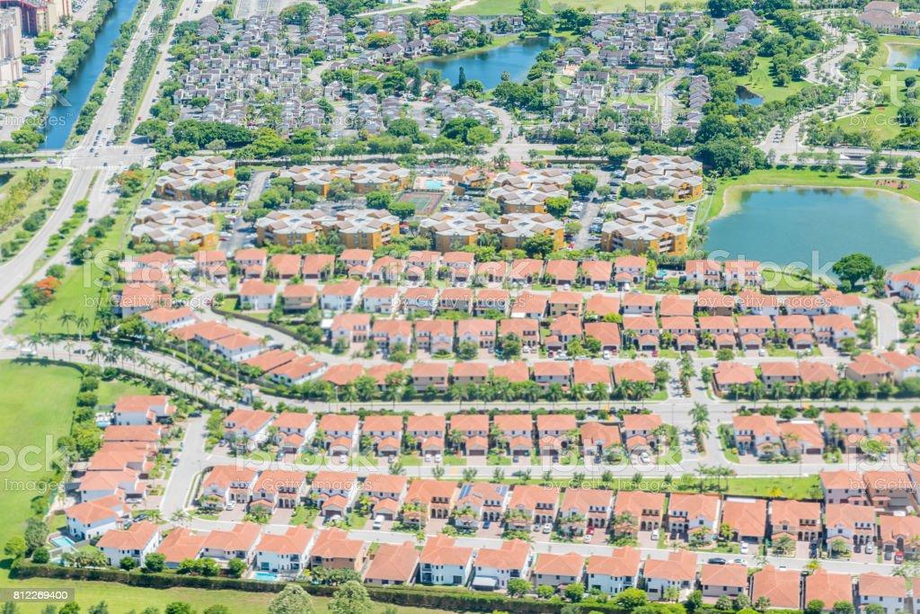 Miami Housing stock photo