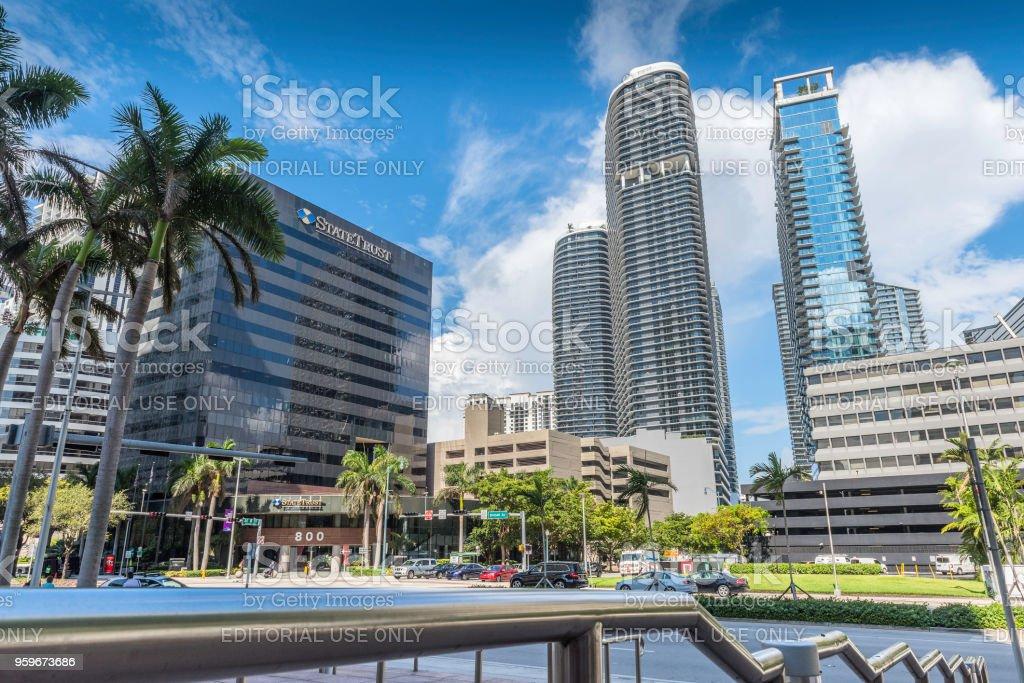 Miami luxury stock photo