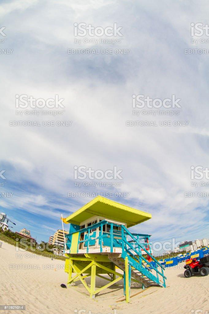 Miami stock photo