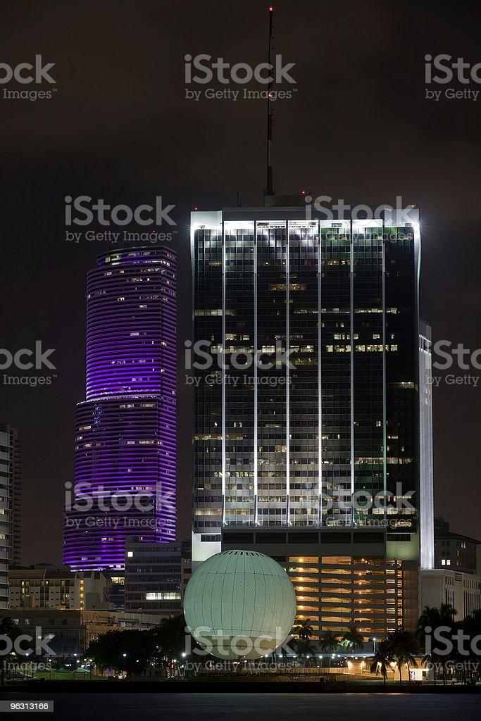 Miami (XL) stock photo