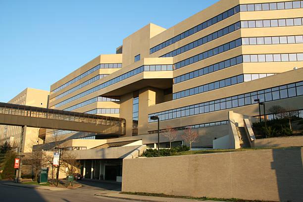 Miami Valley Hospital stock photo