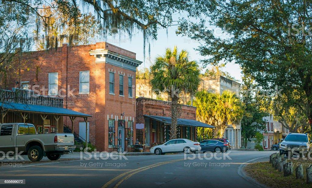 Micanopy, Florida – Foto