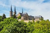 Michaelsberg Abbey (Kloster Michelsberg), Bamberg, Germany