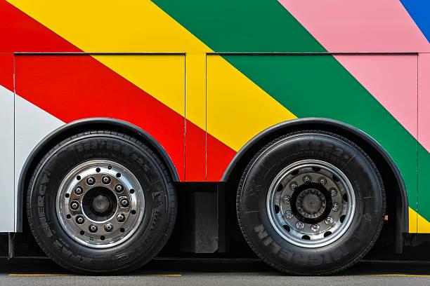 Michelin Tires stock photo