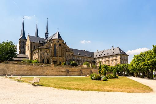 Michelsberg Monastery in Bamberg