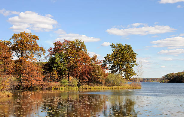 Michigan Landscape  ann arbor stock pictures, royalty-free photos & images