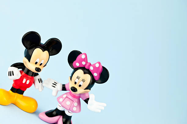 mickey und minnie maus - fantasie disney stock-fotos und bilder