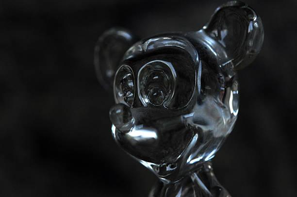 Mickey Mouse head stock photo