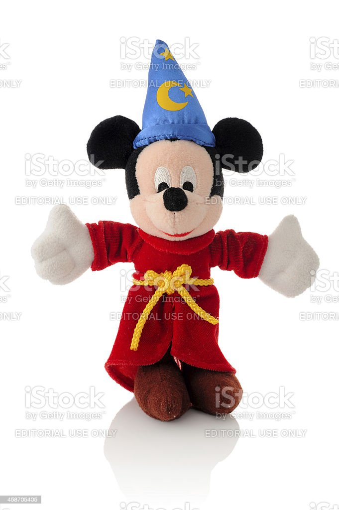 Mickey Mouse royalty-free stock photo