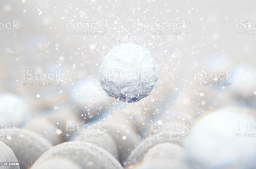 Micro Fabric Weave And Washing Powder stock photo